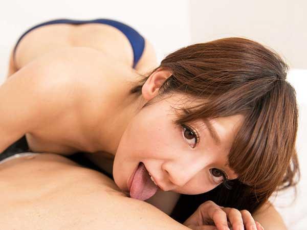 atfb00252jp-4 <みづなれい・痴女妄想>美人AV女優が口技を使ってチンポに食らいつく 。騎馬位・フェラ。