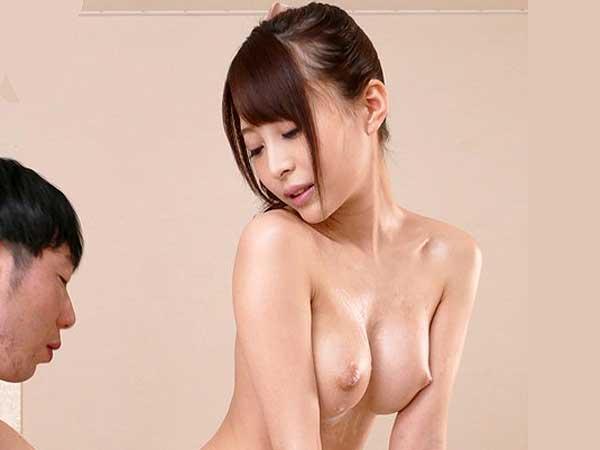 mide00458jp-2 【九重かんな】スレンダーなJC女子大生のソープ風俗嬢がご奉仕。逆3P・手コキ・フェラしてセックス。