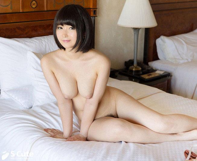sqte00149jp-6 『浅田結梨・巨乳爆乳』美少女AVアイドルが可愛いエッチ。バック・騎馬位・フェラしてすごーいエッチ!